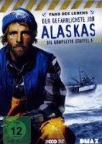 Cover von Der gefährlichste Job Alaskas (Serie)