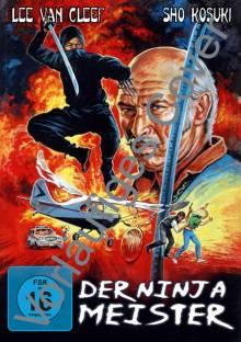 Cover von Der Ninja-Meister (Serie)