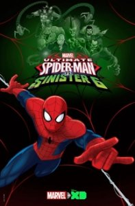 Cover der TV-Serie Der Ultimative Spider-Man