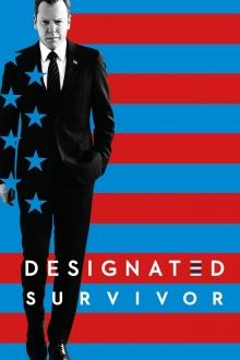 Cover von Designated Survivor (Serie)