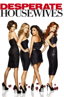Cover von Desperate Housewives (Serie)