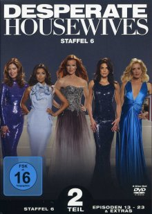Cover der TV-Serie Desperate Housewives