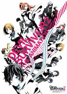 Cover der TV-Serie Devil Survivor 2