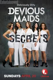 Cover der TV-Serie Devious Maids