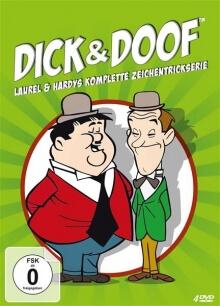Cover von Dick & Doof - Laurel & Hardys (Zeichentrick) (Serie)