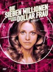 Cover von Die 7-Millionen-Dollar-Frau (Serie)