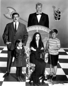 Cover der TV-Serie Die Addams Family