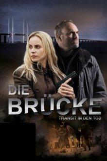 Cover von Die Brücke – Transit in den Tod (Serie)