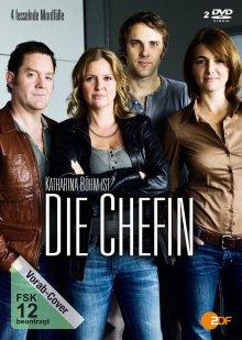 Cover von Die Chefin (Serie)