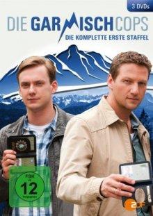 Cover von Die Garmisch-Cops (Serie)