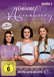 Cover von Die Geister von Ainsbury (Serie)