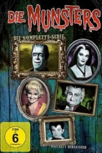Cover der TV-Serie Die Munsters