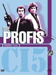 Cover von Die Profis (Serie)