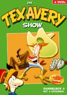 Cover der TV-Serie Die Tex Avery Show