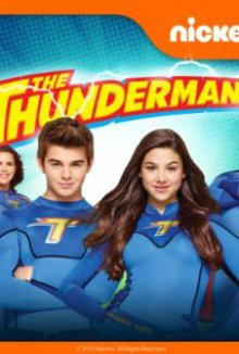 Cover der TV-Serie Die Thundermans