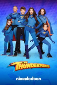Cover Die Thundermans, Poster
