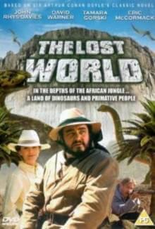 Cover von Die verlorene Welt (Serie)