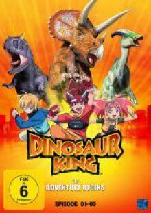 Cover der TV-Serie Dinosaur King