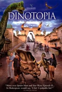 Cover der TV-Serie Dinotopia