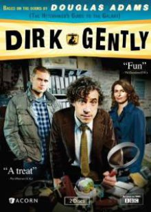 Cover der TV-Serie Dirk Gently