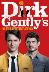 Cover der TV-Serie Dirk Gently's Holistic Detective Agency