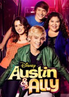 Cover der TV-Serie Disney Austin & Ally