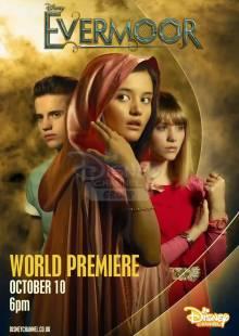Cover von Disney Evermoor (Serie)