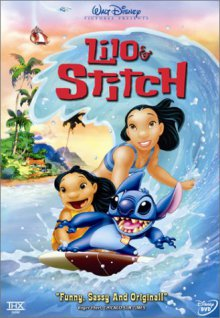 Cover der TV-Serie Disney Lilo & Stitch