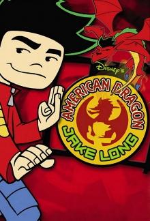 Cover von Disneys American Dragon (Serie)