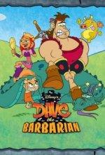 Cover von Disneys Barbaren-Dave (Serie)