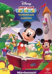 Cover der TV-Serie Disneys Micky Maus Wunderhaus