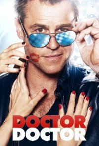 Doctor Doctor Serien Cover