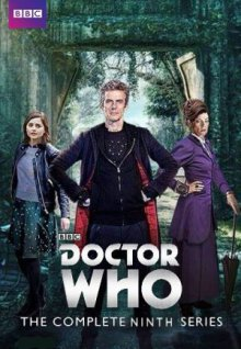 Cover der TV-Serie Doctor Who