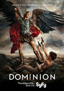 Cover der TV-Serie Dominion