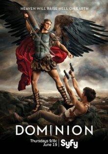 Cover von Dominion (Serie)