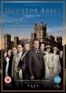 Cover der TV-Serie Downton Abbey