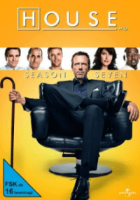 Cover der TV-Serie Dr. House