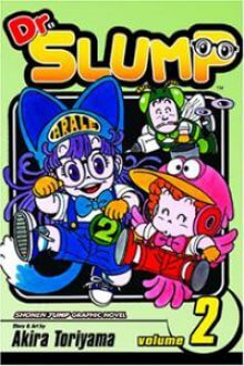 Cover der TV-Serie Dr. Slump