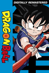 Cover der TV-Serie Dragonball