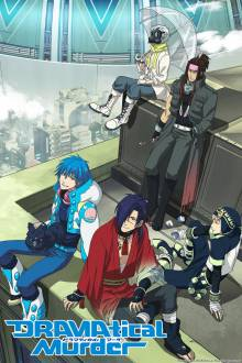 Cover der TV-Serie DRAMAtical Murder