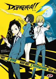 Cover der TV-Serie Durarara!!