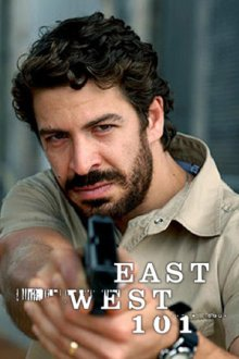 Cover von East West 101 (Serie)