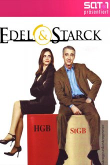 Cover der TV-Serie Edel & Starck