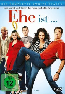 Cover der TV-Serie Ehe ist