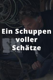 Cover von Ein Schuppen voller Schätze (Serie)