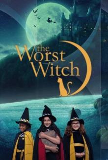 Cover von Eine lausige Hexe (Serie)
