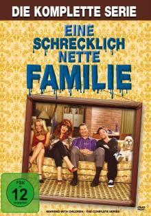 Cover von Eine schrecklich nette Familie (Serie)