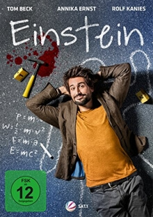 Einstein Serien Cover