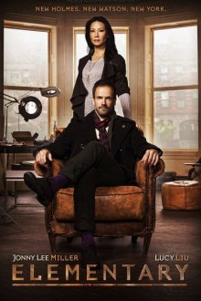 Cover der TV-Serie Elementary