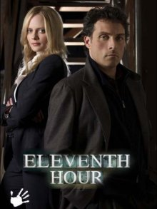 Cover von Eleventh Hour (Serie)